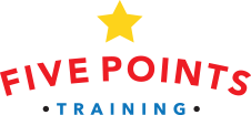 Five Points Training Mobile Retina Logo